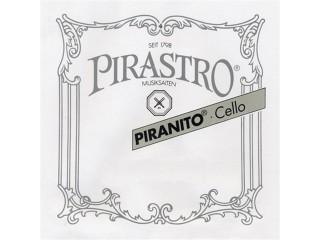 Струны для смычковых  Pirastro 615040 Piranito Violin 3/4 1/2 c доставкой по России