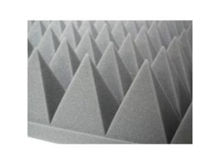 Звукопоглощающие материалы ППУ Акустик Пирамида 70 мм c доставкой по России