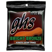 GHS STRINGS BB10U BRIGHT BRONZE