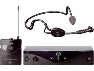 Головные радиосистемы  AKG Perception Wireless 45 Sports Set c доставкой по России