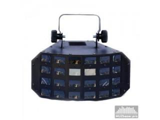 Световые эффекты  EK- lighting QuadDerby c доставкой по России
