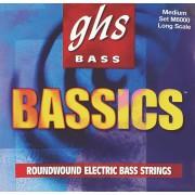 GHS STRINGS M6000 BASSICS