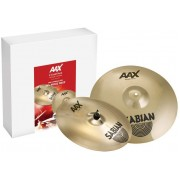 SABIAN AAX VAULT CRASH PACK