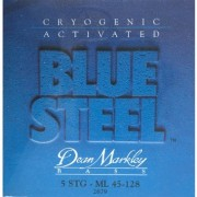DeanMarkley 2679 Blue Steel Bass ML-5