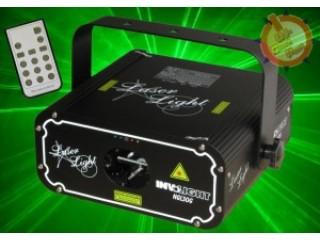 Лазерные эффекты  Involight NGL30G c доставкой по России