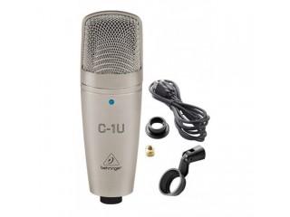 Студийные микрофоны  Behringer C-1U c доставкой по России