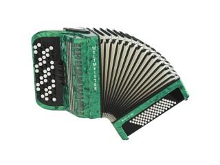 Баяны, аккордеоны  WELTMEISTER Romance 602 Баян 60/72/II/3 c доставкой по России
