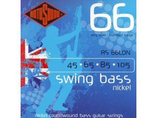 Струны для бас-гитар  ROTOSOUND RS66LDN BASS STRINGS NICKEL c доставкой по России