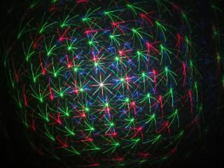 Лазерные эффекты  RoboGalaxyNG RGB c доставкой по России