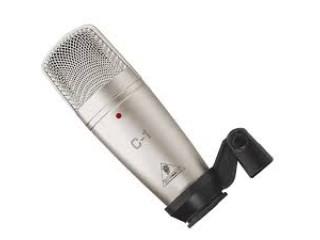 Студийные микрофоны  Behringer C-1 c доставкой по России