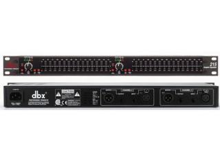 Динамическая обработка  DBX 215SV c доставкой по России