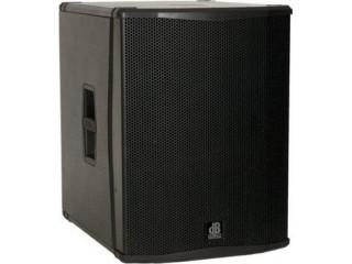 Активные акустические системы  dB Technologies SUB18H c доставкой по России