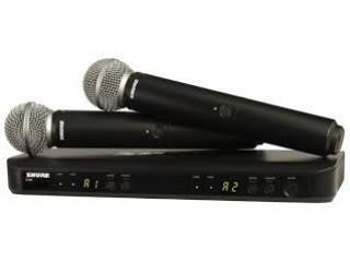 Вокальные радиосистемы  SHURE BLX288E/PG58 K3E c доставкой по России